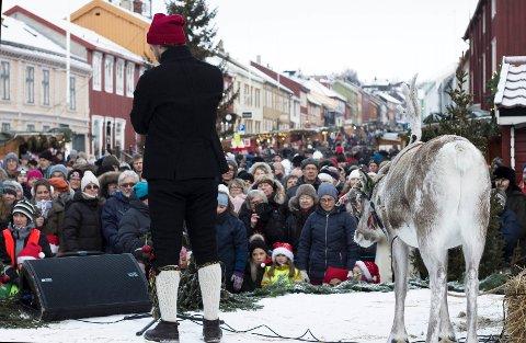 SUKSESS: Røros hotell og Bergstadens hotell er allerede snart fullbooket under julemarkedet som i år utvides fra fire til tolv dager.