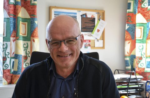 PERSONALSJEF: Harald Sørli opplyser at han som personalsjef for Tolga kommune er veldig fornøyd med resultatet av NOHs kommunebarometer.