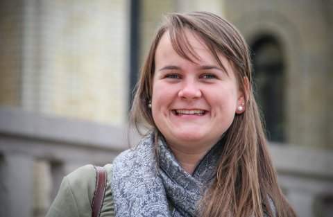 VIL BEVARE DAGENS ORDNING: Stortingsrepresentant Marit Knutsdatter Strand (SP).