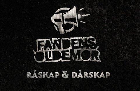 ALBUM: Mandag slapp Fandens Oldemor albumet «Råskap & Dårskap».