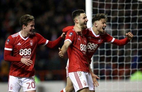 Nottingham Forest og Ben Brereton sendte Arsenal ut av FA-cupen sist helg, men denne helgen kommer de ettertrykkelig ned på jorden, tror vår oddstipper.