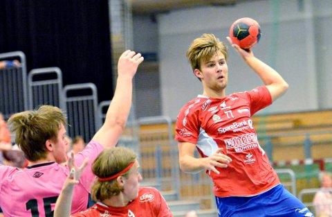 Jonas Haugsgjerd går fra 2. divisjonsklubben Kristiansund HK til FyllingenBergen