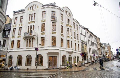 For tiende året på rad deles Arkitektur- og byformingsprisen for Bergen kommune ut. I år gikk bygget Infill av med seieren