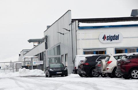 SIGDAL KJØKKEN: Nobia varslet tidligere i høst om reduksjon av antallet årsverk i produksjonen ved fabrikken i Nedre Eggedal..