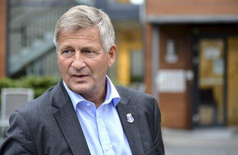 SKRIBENTEn: Tore Opdal Hansen (H), ordfører i Drammen.