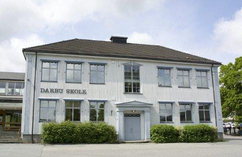BERØRT: Darbu skole.