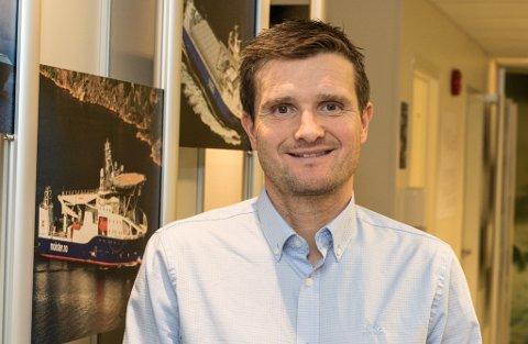 SKIPSDESIGN: Skipsdesignselskapet Multi Maritime har bygd seg opp mykje eigenkapital over åra. Denne ballasten er viktig når koronakrisa har skapa bølgjer i marknaden. – Multi Maritime er svært solid, seier dagleg leiar Mikael Johansen.