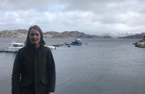 SKUFFA: – Vi er skuffa over at dispensasjonen kommunen gav blei overprøvd av fylkesmannen, seier  Lina Braanaas Utne, prosjekt- og kvalitetssjef i Firda Seafood Group.