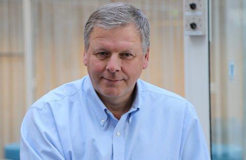 NY JOBB: Jan Heggheim er påtroppande direktør for Musea i Sogn og Fjordane, etter elleve år i fylkeskommunen.