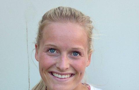 Marit Røsberg Jacobsen er i kanonform.