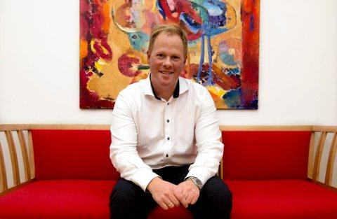 Advokat hos Advokatfirmaet Thallaug ANS , Oddvar Myhren Møllerløkken  *** Local Caption *** -