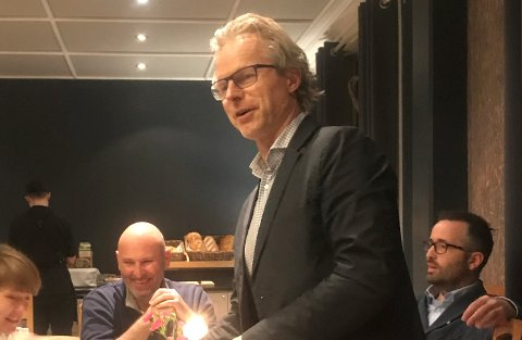 Åge Skinstad takket av som regiondirektør for NHO Innlandet.