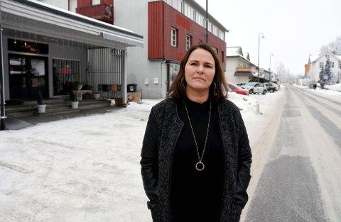 Anne Marie Olstad flyttet For deg & meg fra Nedregate på Vinstra til Sødorptunet i 2017. Nå har hun stengt dørene.