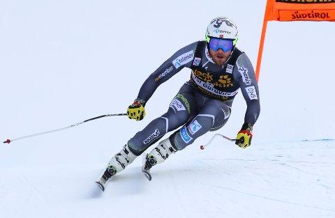 Kjetil Jansrud endte på sjuendeplass under superkombinasjonen i Wengen. Lørdag er det utfor på samme sted.