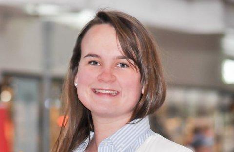 Stortingsrepresentant Marit Knutsdatter Strand fra Oppland Senterparti.