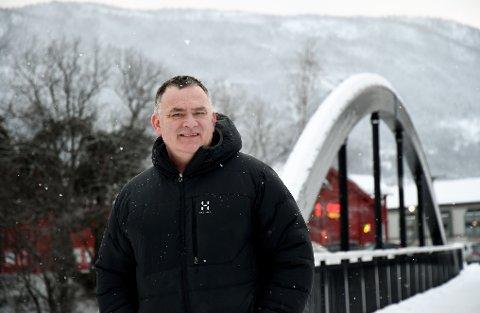 Håvard Gangsås kommunedirektør i Ringebu.