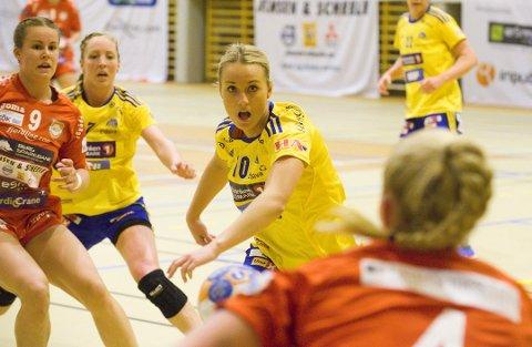 Linn-Marie Birkeland fra Halden har spilt for Storhamar i åtte sesonger. Nå er hun ikke ønsket med videre.