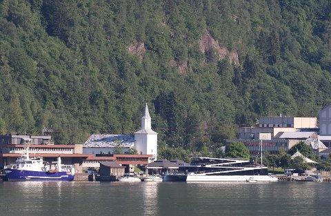 Det 40 meter lange skipet ble kåret til «Årets skip» av Skipsrevyen i 2016.