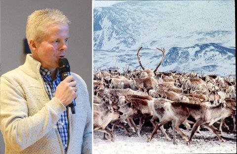 Endre Lægreid, leiar for Villreinnemnda for Hardangervidda, seier han ikkje har forståing for hastverket som Mattilsynet legg opp til.