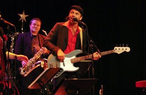 SPRINGSTEEN: Roger Handeland byr på Bruce Springsteen-hyllest i Festiviteten.