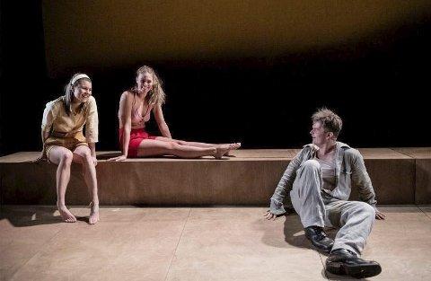 Teater:  «Fuglane» blir vist i Festiviteten fredag, på Bømlo lørdag og søndag på Stord.