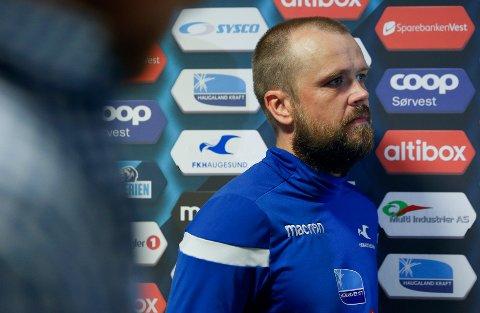 KAPTEINEN STARTER PÅ BENKEN: Christian Grindheim spiller ikke fra start mot Cliftonville i kveld.