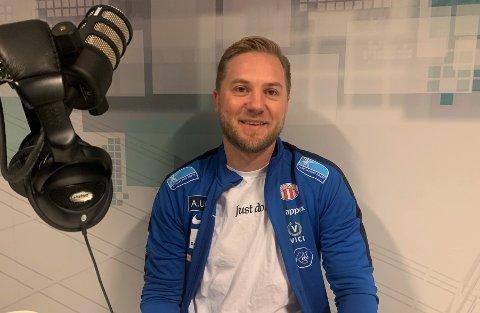 UKENS FRELST-GJESt: Daglig leder i Avaldsnes Toppfotball, Stian Staveland Nygaard.