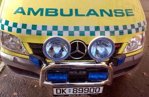 Helgelandssykehuset måtte legge om tjenesten for prehospitale tjenester etter en alvorlig hendelse.