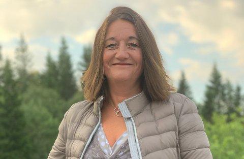 Ny direktør: Sissel Karin Andersen er gift og har tre barn. Hun er født og bosatt i Rana, men har sine aner fra Dønna og tilbringer mye av fritiden på familiehytta der.