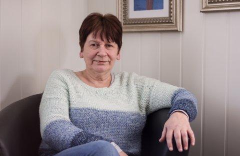 MARERITT: Tove Elverum (61) fra Vardø forteller at hun fortsatt har mareritt om rottene som tok over huset deres i 1989.