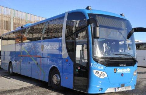 SJOKKERTE: Både Goggen Hansen (63) og Per Bengt Barstad (69) har hatt ubehagelige opplevelser med bussjøfører hos selskapet Boreal.