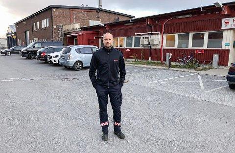 HASTER: - Ingen avvik er så langt lukket Nå haster det, sier verneombud for Hammerfest Brann og redning Kristian Markussen