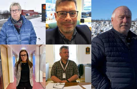 MØTE: Alle ordførerne i Finnmark deltok tirsdag på møte om smittesituasjonen i Tromsø og Hammerfest. Begge stedene har betydelig økt smitte den siste uka.