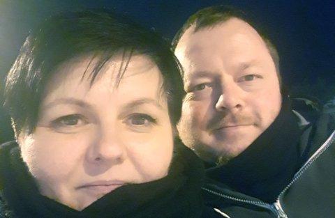 MØTTES I 1997: - Vi har kjent hverandre i 23 år. Det er over halve livet vårt, sier Nils Ole Hætta, som mistet samboeren Lisbeth i år.