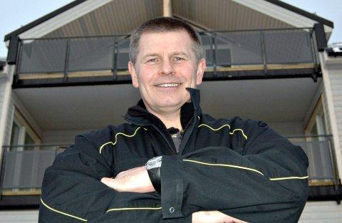 FUSJONERER: Daglig leder og styreleder Ove Kvam i Kvam Agentur AS fusjonerer inn selskapet Ingla AS.