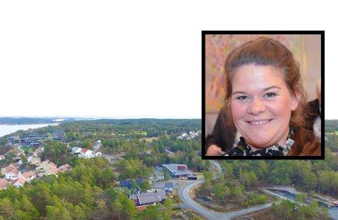 VIL SELGE TO BOLIGTOMTER: Anne Mette Bufjell Humlestad (Sp) fikk gjennomslag for sitt forslag. Nå går politikerne for to tomter på Stabbestad og to på Lindvikskollen.