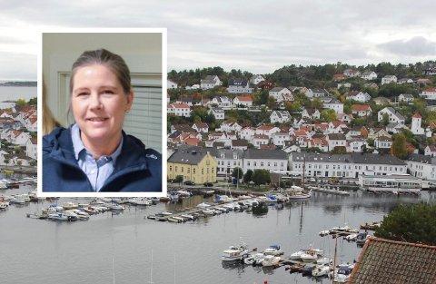 Marianne Graver Odden fra Kragerø er blant de som har søkt på jobben som organisasjonssjef i Risør. Foto: Arkiv