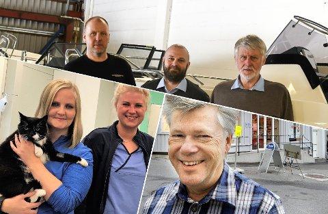 GODKJENTE REGNSKAP: Kiil-Sandtangen AS, Arken Kragerø Dyreklinikk AS og Kragerø Tablettproduksjon AS er blant dem som har levert årsregnskapet for 2019.