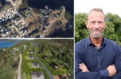 NY INVESTERING: Ivar Tollefsen har gjennom sitt selskap Fredensborg Fritid AS kjøpt aksjene i Helge Ørviks Hasseleidet Gård AS.