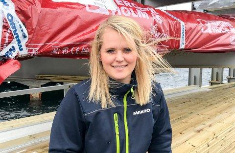 Håper: Ida Eikeland har ikke spilt håndball siden midten av mars i fjor. Nå håper hun på bedre tider.
