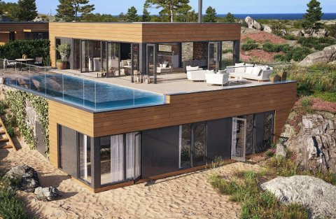 «Mansion global», med en prislapp på 12,5 millioner kroner, ble solgt raskt, forteller styreformann i Rye Strand.