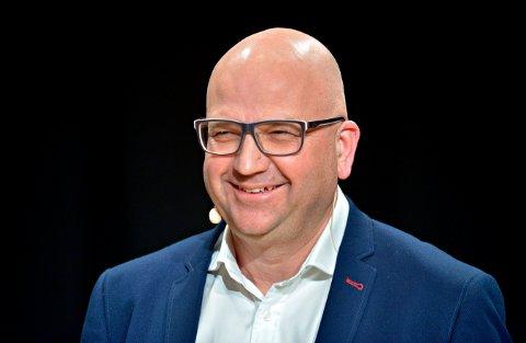 Kommunikasjonsdirektør Lars Ole Bjørnsrud fryder seg over ny kontrakt med Equinor.