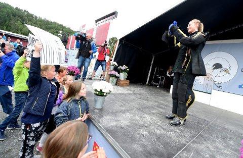 AVLYST: Årets Landsskytterstevne på Elverum er avlyst, og da får ikke Katrine Aannestad Lund muligheten til å kjempe om en ny kongepokal.