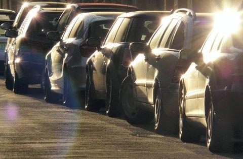VÅRE NYE BILER: I dag kan vi presentere de mest populære nye biler registrert her lokalt. Illustrasjonsfoto