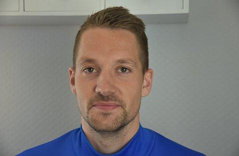 MEDKILA: Matias Olsen er klar for en rolle som fysisk trener i Medkila.