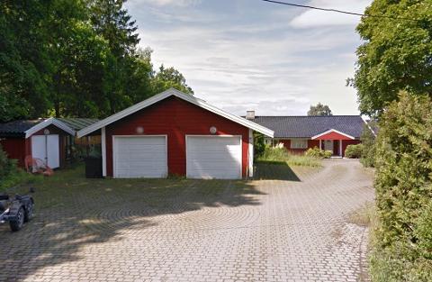 SOLGT: Denne boligen i esteveien er solgt for 15 millioner kroner. Skjermdump: Google