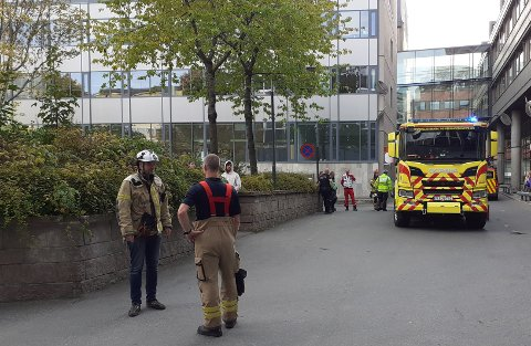 Parkeringskjelleren ved Trondheim Torg luftes ut.