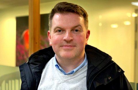 NY HVERDAG: Tre og en halv måned etter han sluttet som daglig leder i TIL er Kristian Høydal nå på utsiden og aktiv innenfor reiseliv.
