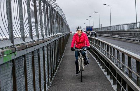 FRA PERMITTERT TIL FULL JOBB: Kristin Lindberg er ny sjef for Blatchford Ortopedi i Tromsø.