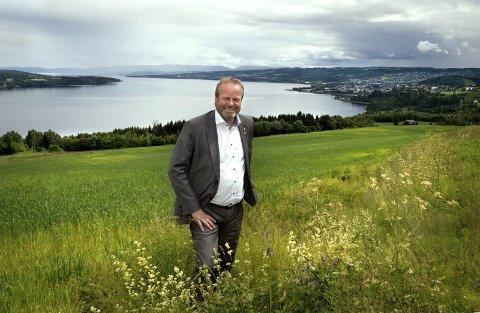 Ivar Odnes er klar for å ta spranget fra fylkespolitikken til Stortinget.Arkivbilde